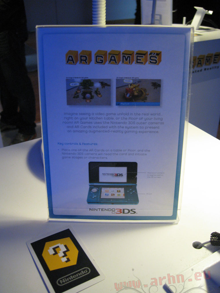 3DS Event